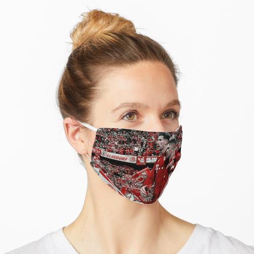 Leon Goretzka und Joshua Kimmich Art Maske