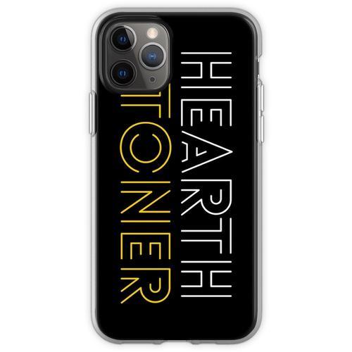 Hearthstone Player oder Hearthstoner Minimal Design Flexible Hülle für iPhone 11 Pro