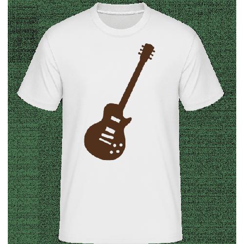 E-Gitarre - Shirtinator Männer T-Shirt