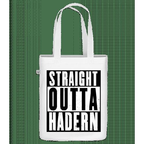 Straight Outta Hadern - Bio Tasche