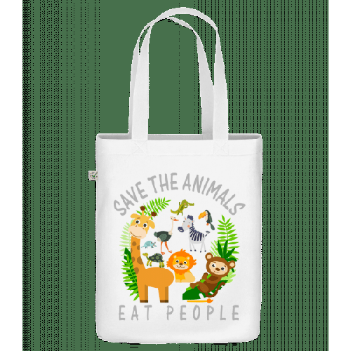 Save The Animals - Bio Tasche