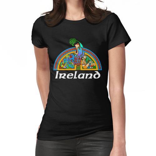 Irland - Bogenbeleuchtung I. Frauen T-Shirt