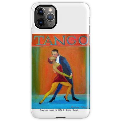 Figur des Tango 1b, 2012 von Diego Manuel iPhone 11 Pro Max Handyhülle