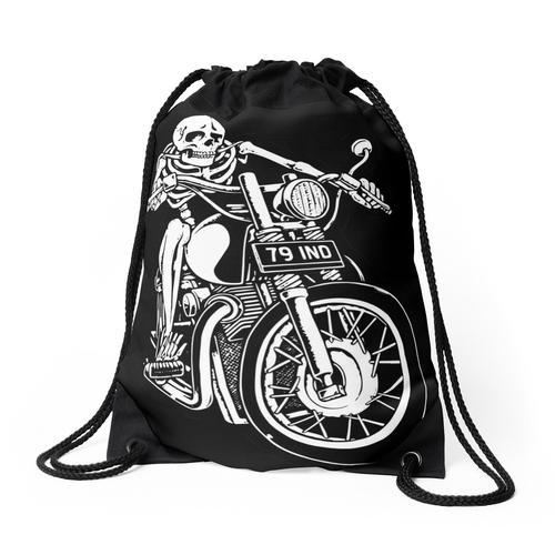 Motorrad Rucksackbeutel