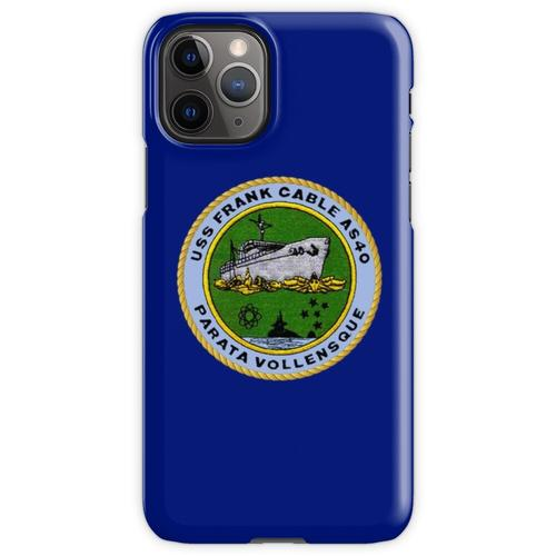 USS Frank Kabel (AS-40) iPhone 11 Pro Handyhülle