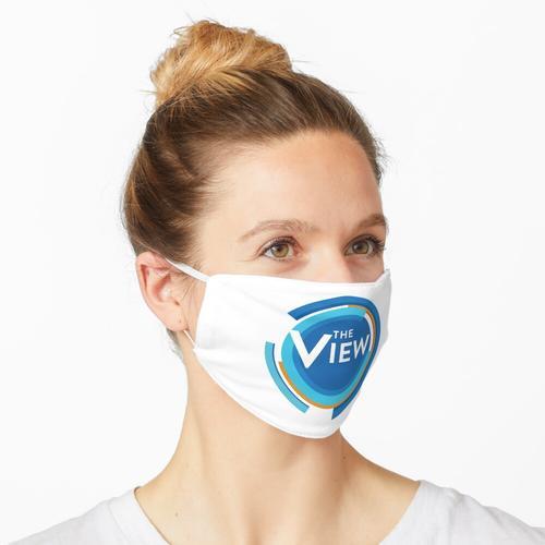 Das View - Talkshow Logo Maske