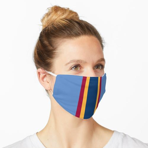 Hellblau Maske