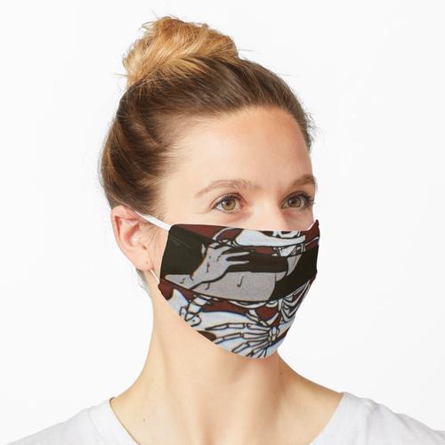 Geiles Skelett Maske