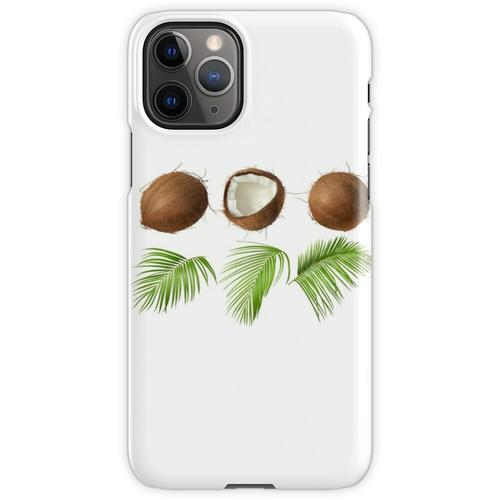 Kokusnuss-Palme iPhone 11 Pro Handyhülle