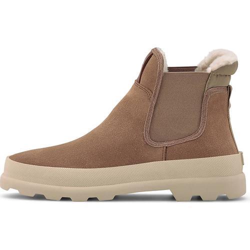 GANT, Chelsea-Boots Kaari in beige, Boots für Damen Gr. 40