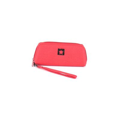 Wristlet: Red Solid Bags