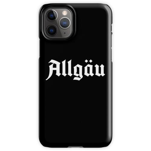 Allgäu Schriftzug - Allgäu Design - Allgäu für Allgäuer iPhone 11 Pro Handyhülle