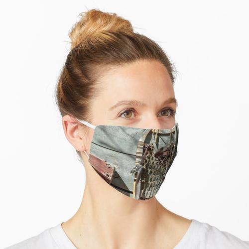 Schneeschuh Maske
