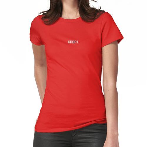 Sport (Sport) Frauen T-Shirt