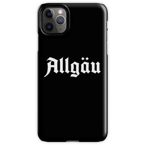 Allgäu Schriftzug - Allgäu Design - Allgäu für Allgäuer iPhone 11 Pro Max Handyhülle