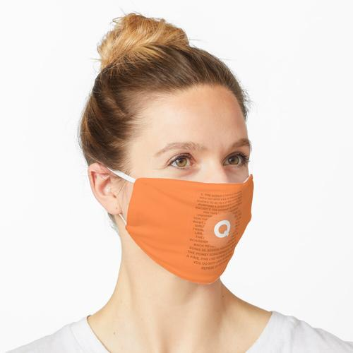 Avenue Q. Maske