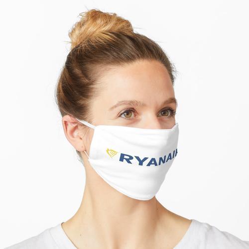 RYANAIR LOGO Maske