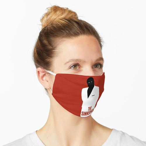 Der Sinnerman (rot) Maske