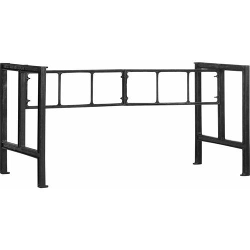 Vidaxl - Esstischbeine 150 x 68 x 73 cm Gusseisen