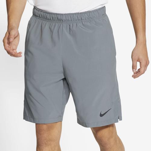 Nike Trainingsshorts FLEX MENS WOVEN TRAINING SHORTS grau Herren Hosen
