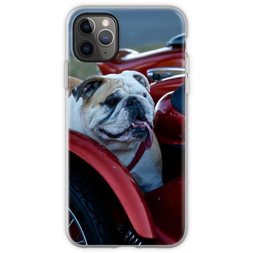 Seitenwagen Susan Flexible Hülle für iPhone 11 Pro Max