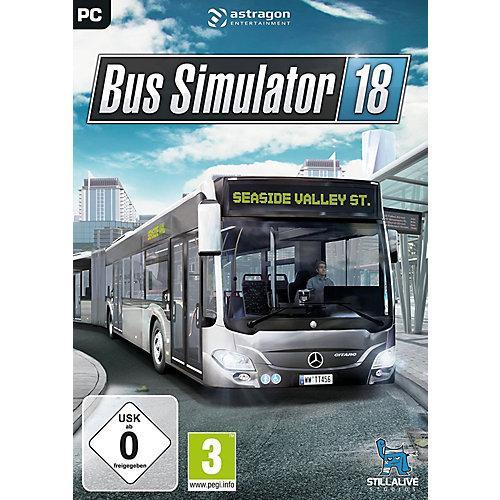 PC Bus Simulator 18