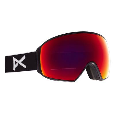 Anon M4 Toric Men's Ski Goggles with Facemask Black/Sunny Red