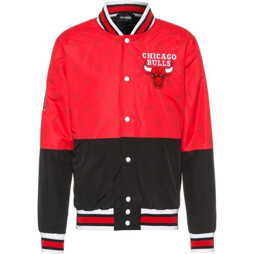 New Era Chicago Bulls Bomberjacke Herren in red, Größe M