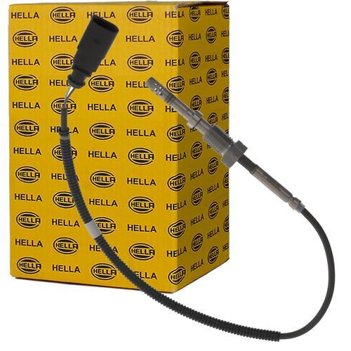 Hella Abgastemperatursensor Für Vw Toureg 7la 7l6 7l7 Multivan T5 2.5 Tdi Sensor Abgastemperatur: Vw: 070906088ac Facet: 220062 Febi Bilstein: 48