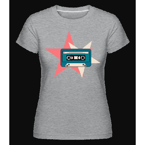 Cassette Tape - Shirtinator Frauen T-Shirt