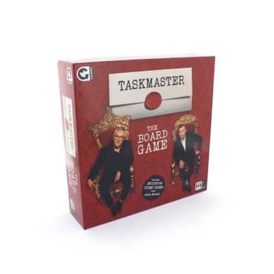 Ginger Fox - Taskmaster Board Game