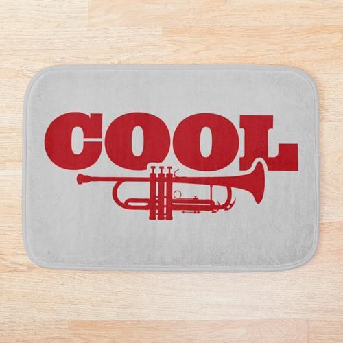 Cooler Jazz Badematte