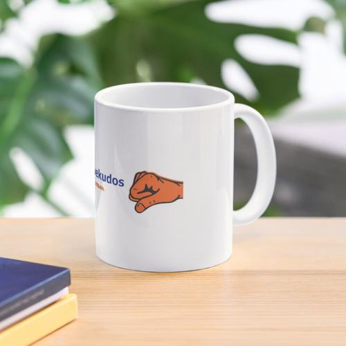 Strava - kudos Mug