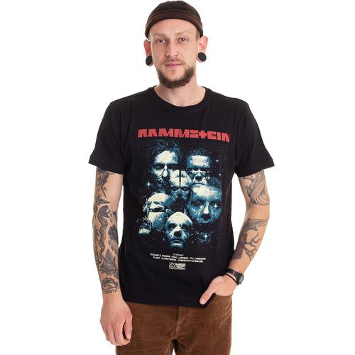 Rammstein - New Sehnsucht Movie - - T-Shirts