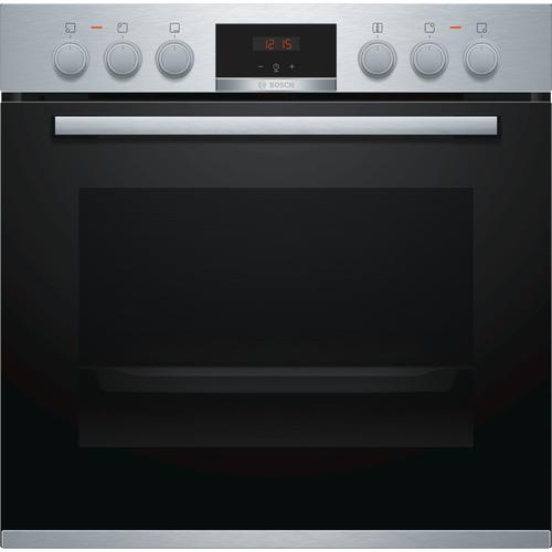 Bosch HND411GS61 Kochgeräte-Set Keramik Elektrischer Ofen