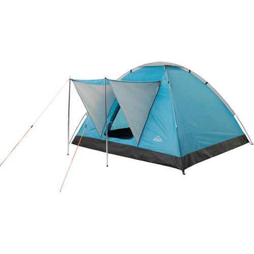 McKINLEY Camping-Zelt Vega 14.3, Größe - in BLAU/GRAU