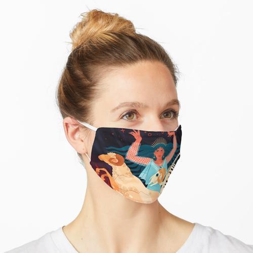 Medea Maske