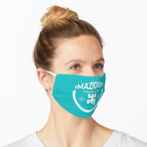 Berbère-Stil Maske