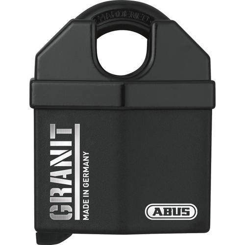 ABUS Granit 37/60 Vorhängeschloss, schwarz