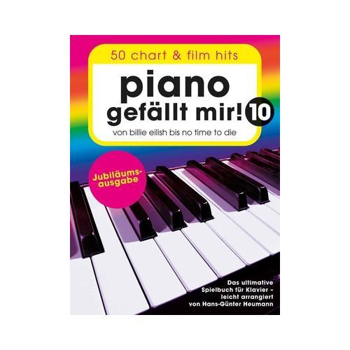 Bosworth Piano gefällt mir! 10 Ring