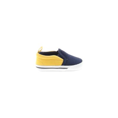 Gymboree Sneakers: Blue Solid Sh...