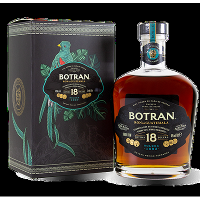 Rhum Vieux Guatemala Botran 18 7...