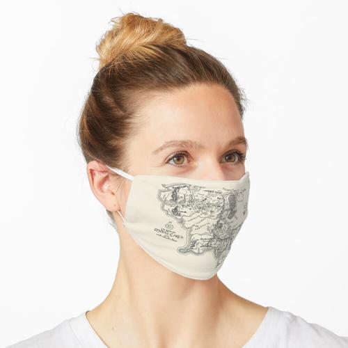 Das Reich der Mittelerde Maske