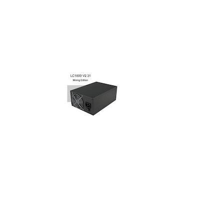 LC Power LC1650 Bitcoin Mining Edition 1800 Watt Stromversorgung intern ATX12V 2.31 230 V aktive PFC