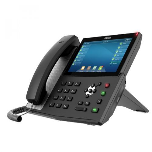 Fanvil IP Telefon X7 schwarz VoIP-Telefon TCP/IP