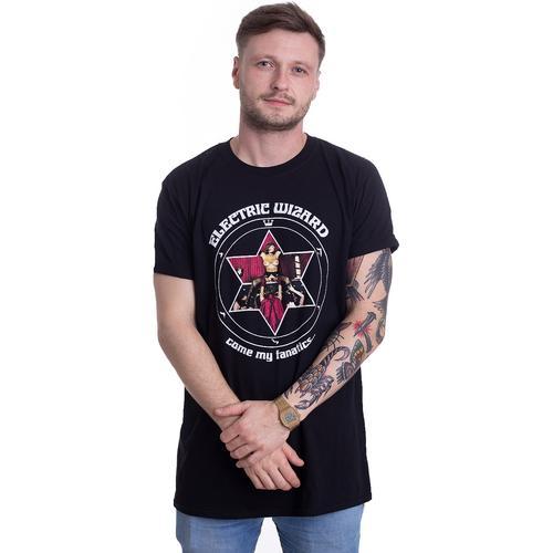 Electric Wizard - Come My Fanatics... - - T-Shirts