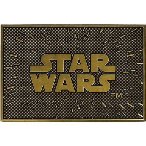 Fussmatte Star Wars - Logo (Rubber)