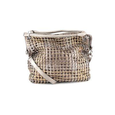 High Fashions - High Fashions Satchel: Gray Bags