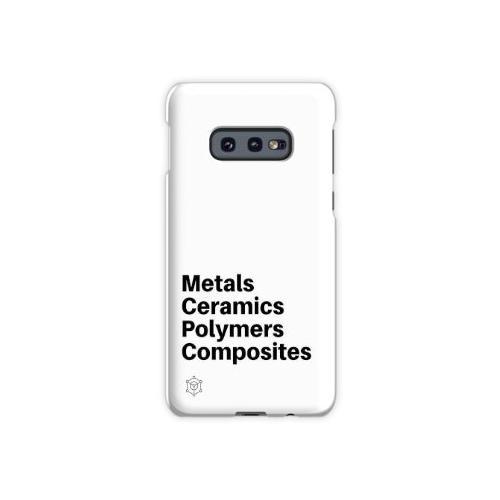 Werkstofftechnik Samsung Galaxy S10e Case