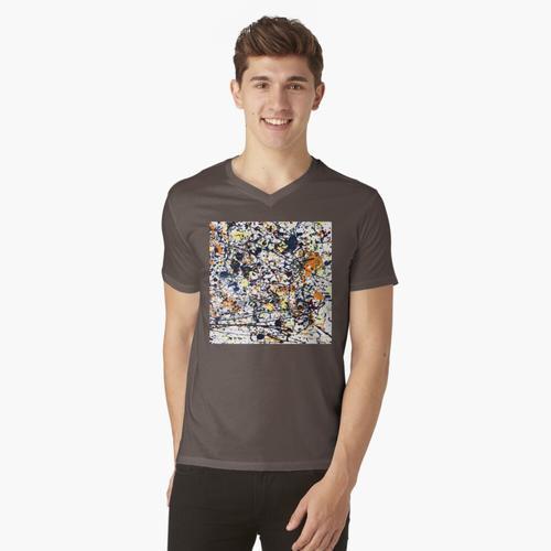 Mijumi Pollock t-shirt:vneck